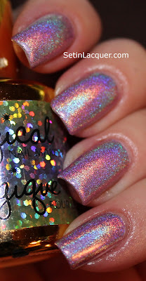 Sally Hansen Magical Fairy Dust Pink