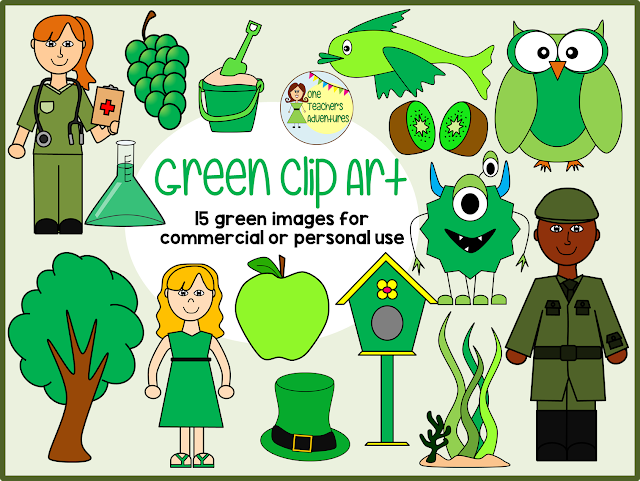 https://www.teacherspayteachers.com/Product/Green-Clip-Art-Set-15-png-images-for-personal-or-commercial-use-2056088