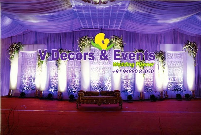 Stage Decoration For South Indian Wedding South Indian Wedding