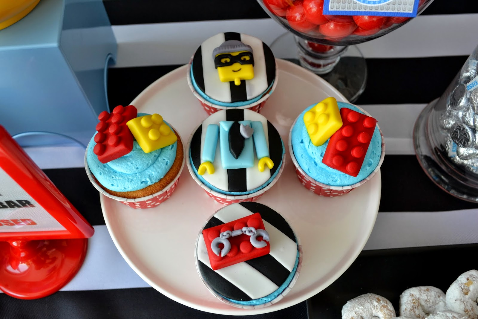 Partylicious LEGO City Police Birthday