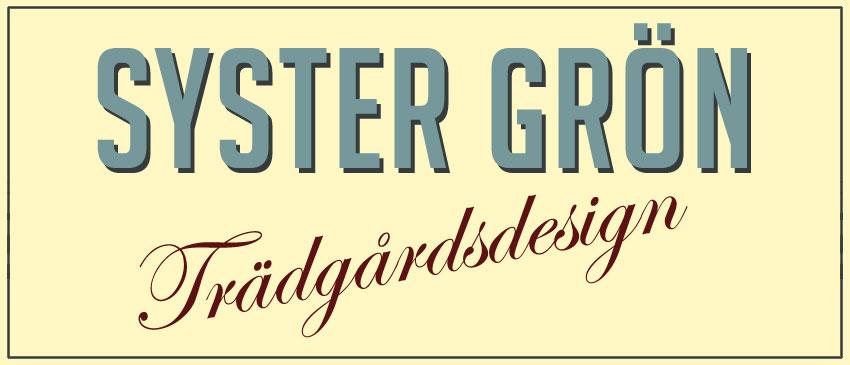 Syster Grön- trädgårdsdesign, rådgivning och skötsel