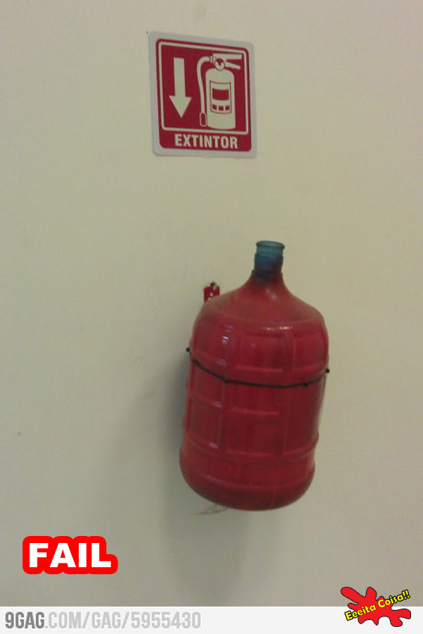 extintor, fail, incendio, eeeita coisa