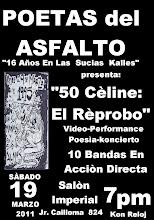 50 CÈLINE EL RÈPROBO