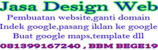 Jasa Setting Blog Website ~ BEGE