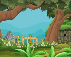Juegos de Escape Pacific Forest Escape