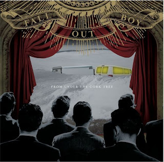 Album Cover - Fall Out Boy - From Under the Cork TreeFrom Under The Cork Tree Album Cover