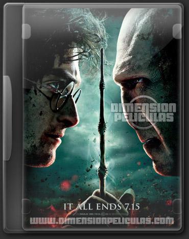 Harry Potter y las Reliquias de la Muerte Parte II (DVDRip Español Latino)