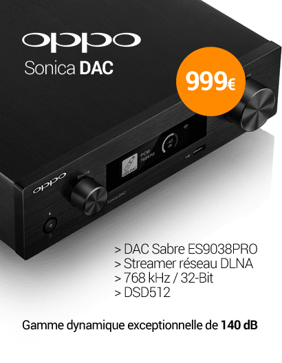 OPPO Sonica DAC