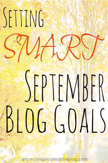 SMART goals are specific, measurable, attainable, results-focused and time-bound. Perfect for taking your blog to the next level!