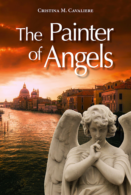 THE PAINTER OF ANGELS: now on Amazon, paper and ebook version!