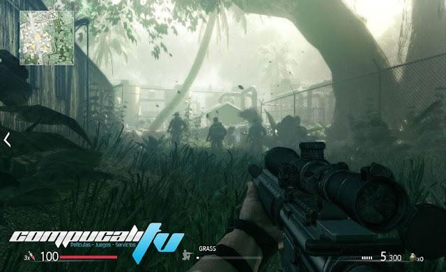 Sniper Ghost Warrior Gold Edition PC Full Español