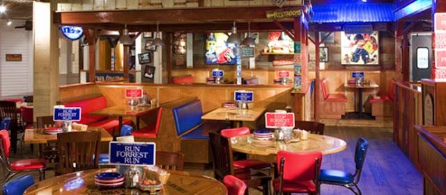 Restaurante Bubba Gump Orlando Forrest