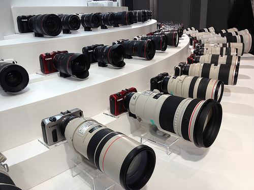 Rumor: Canon full-frame mirrorless already \'being used by select pro ...