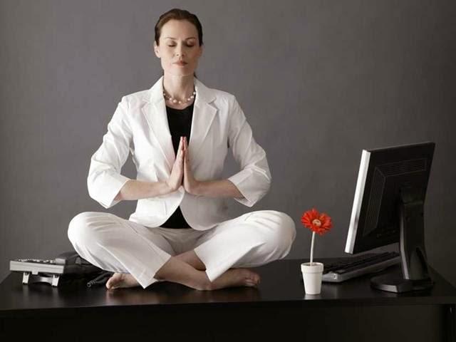 Учимся медитировать во время работы, медитация и работа