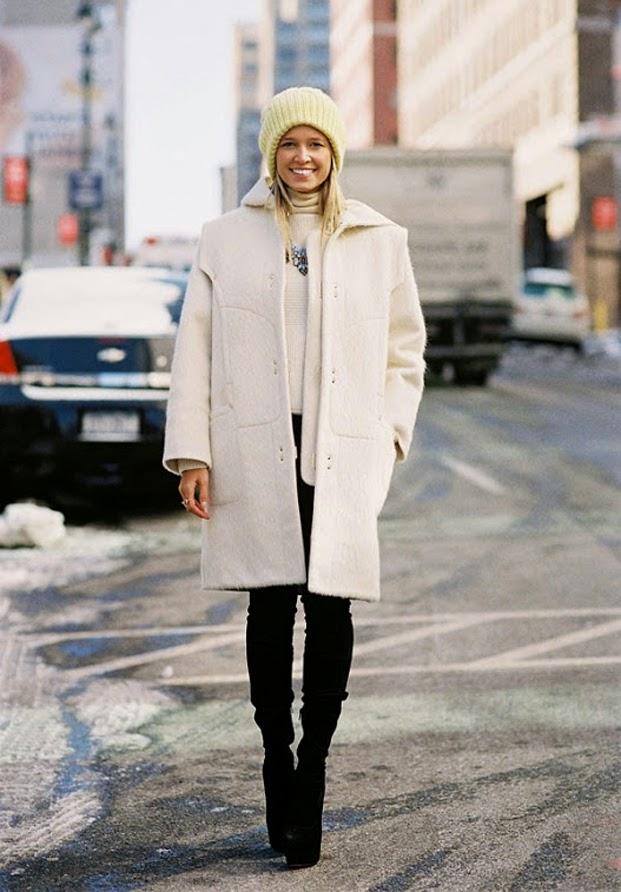 Street Style Invierno 2014