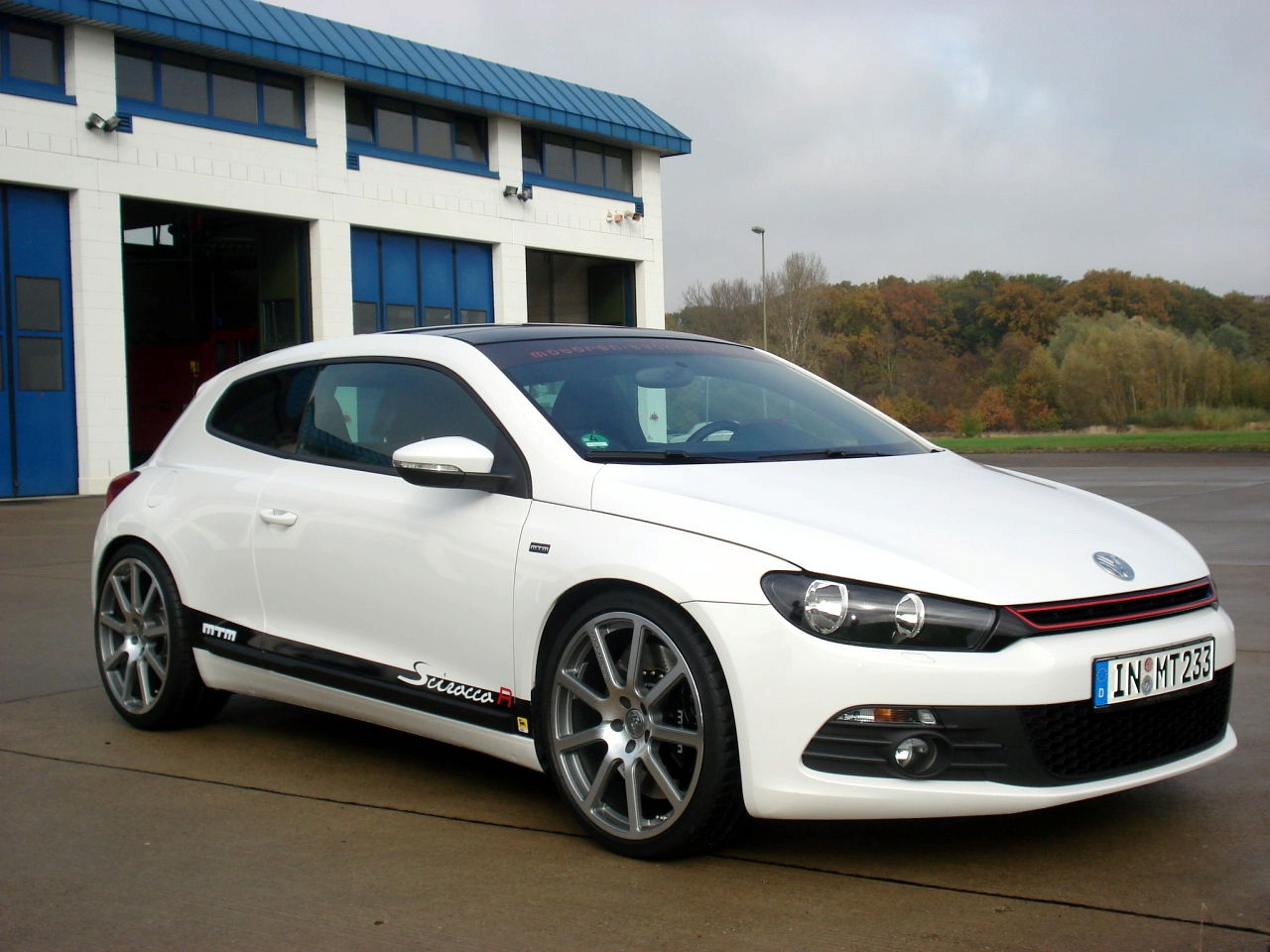 Volkswagen Scirocco Photos Review Automotive Sport