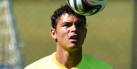 Thiago Silva: Brasil Wajib Juara Dunia