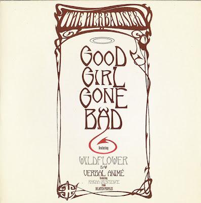 The Herbaliser – Good Girl Gone Bad – CDM – UK – 2002