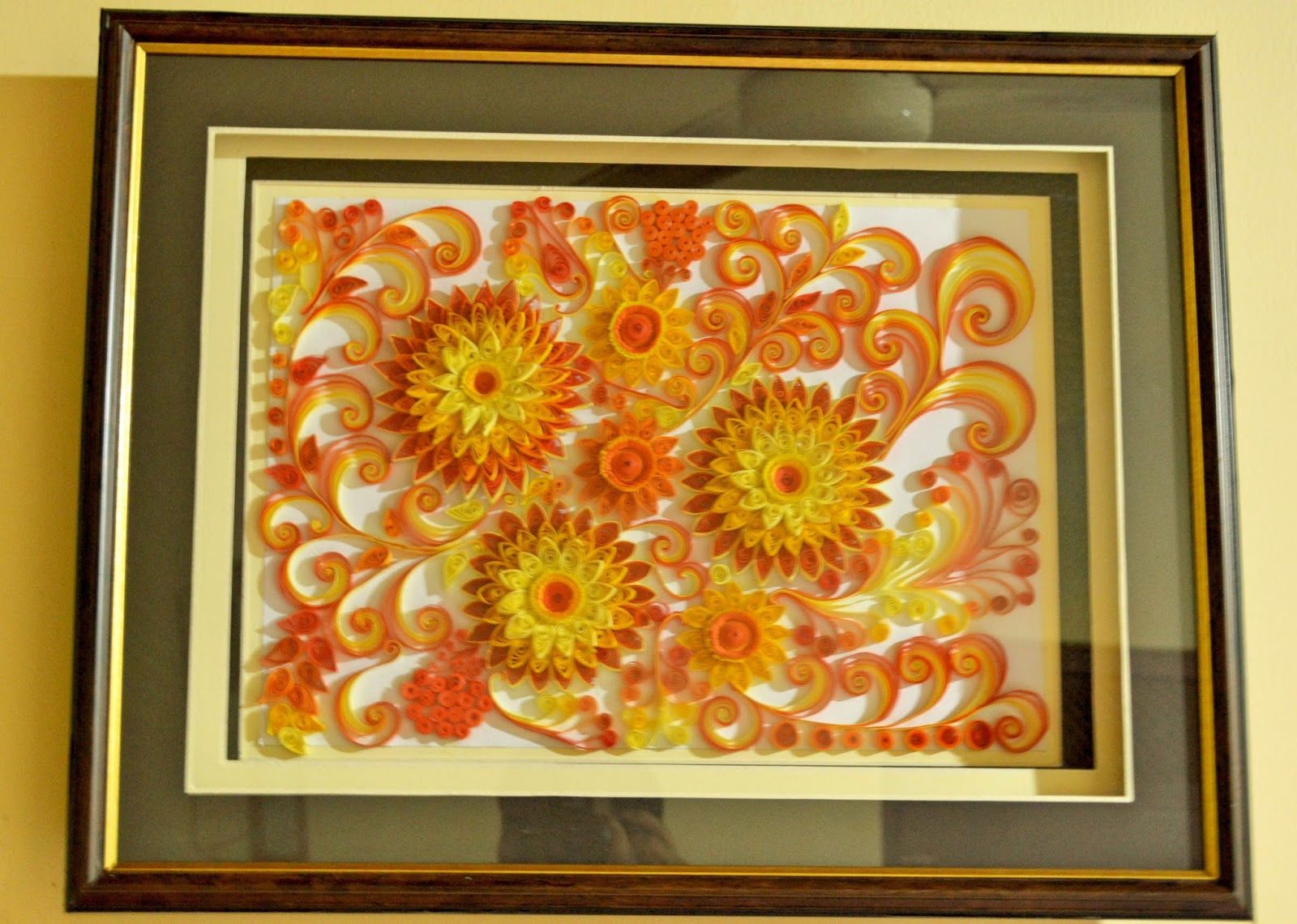 Paper Quilling By Sheri: 2015