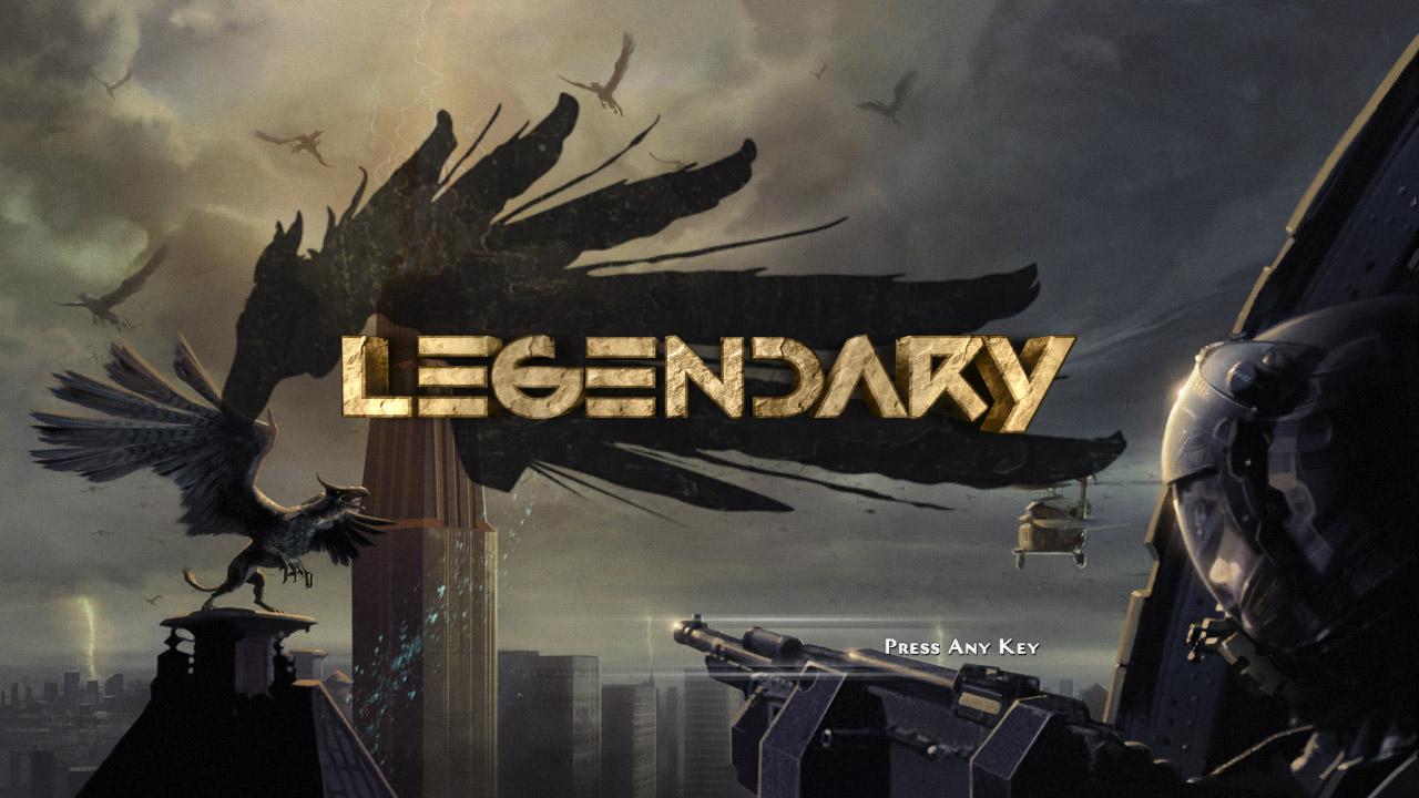 Legendary (2008/Rus)
