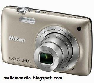 Spesifikasi dan Harga Kamera Nikon Coolpix S4400 Terbaru 2014