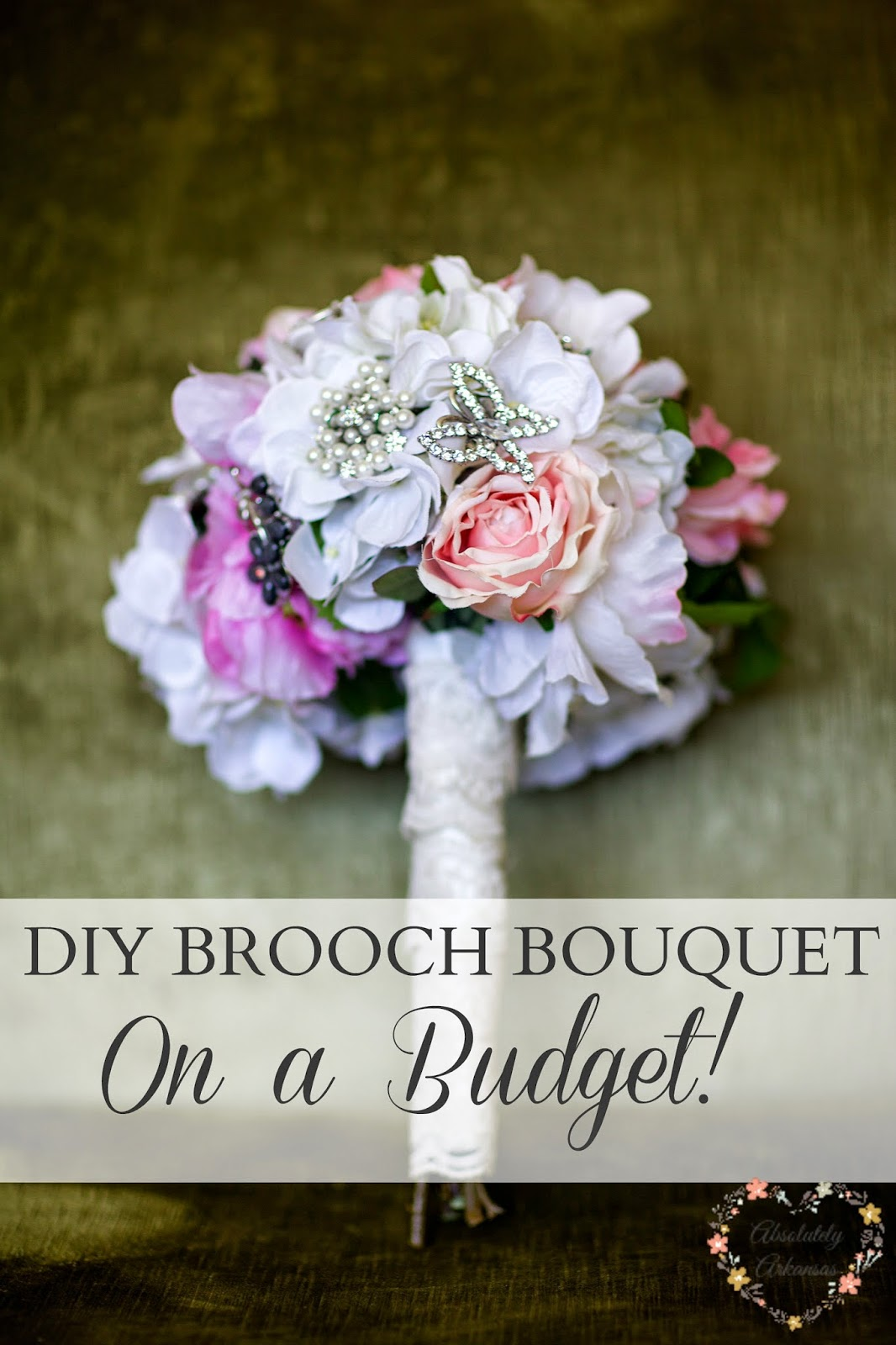 Rose Co Blog My Diy Brooch Bouquet On A Budget