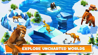 Game Ice Age Adventures MOD APK