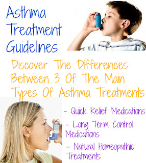 how to treat asthma guide
