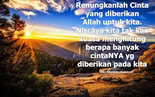 Kata Kata Cinta Romantis Islami 32