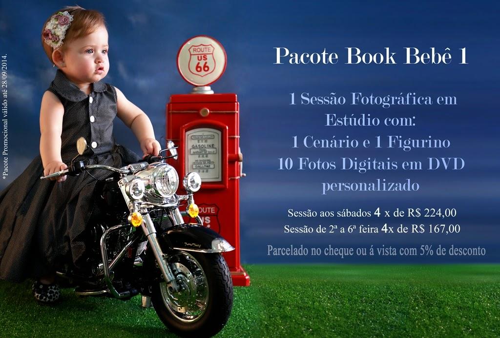 Valores de fotos de book Bebê