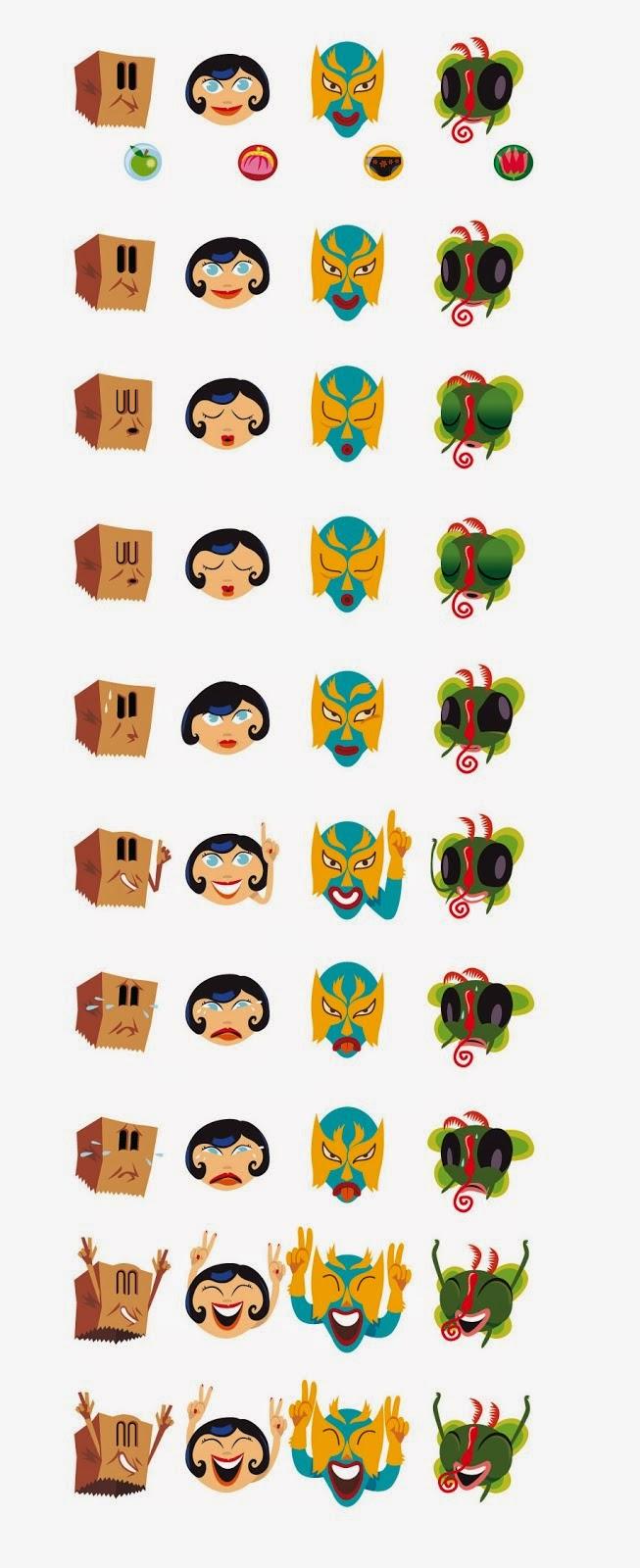 global characters