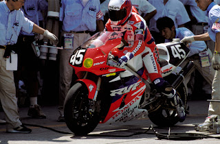 1994 RVF/RC45 Suzuka 8-Hours Endurance Race: T. Okada & S. Hikita