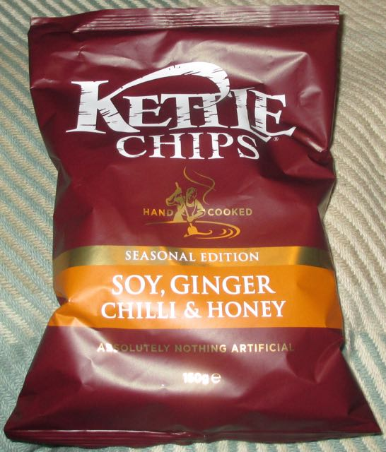 kettle chips india