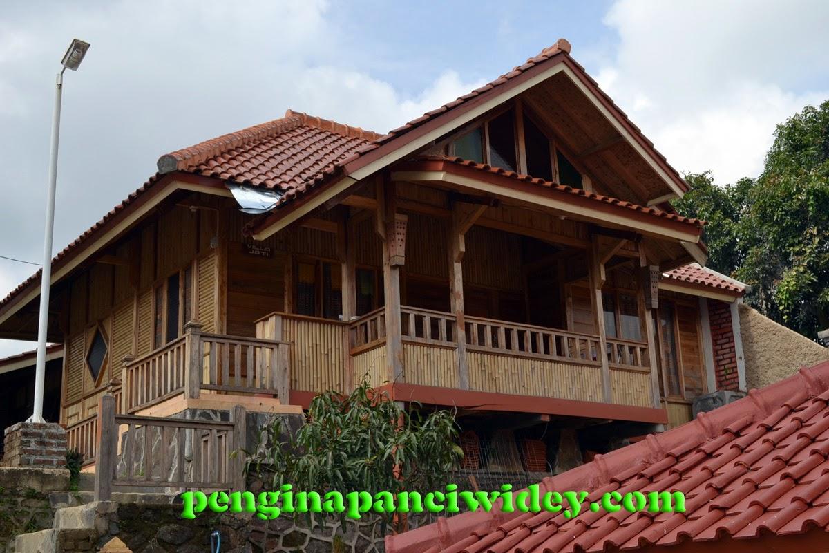 Villa murah di Ciwidey solusi liburan tgl 21 Maret 2015