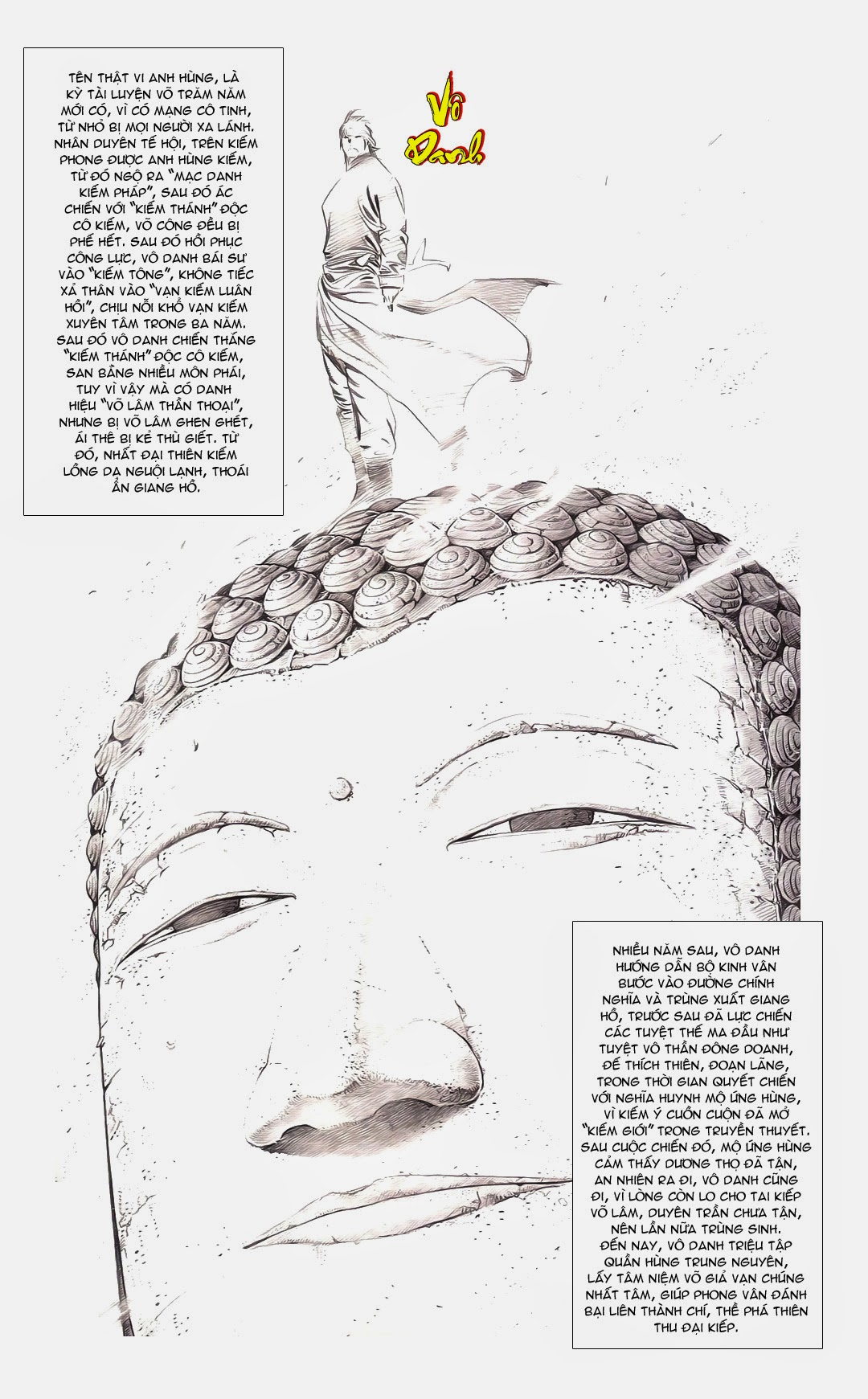 Phong Vân chap 667 Trang 4 - Mangak.info