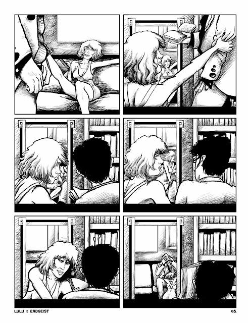 LULU p. 65 inks ©2013 John Linton Roberson