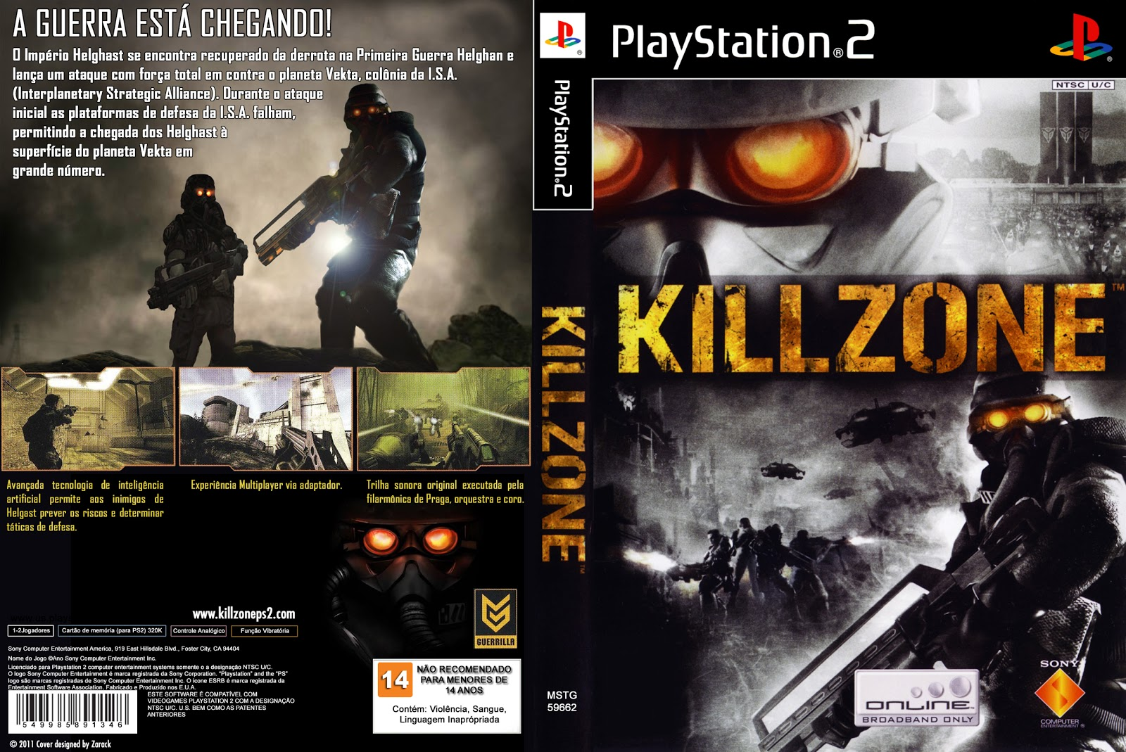 Download KillZone - PS2