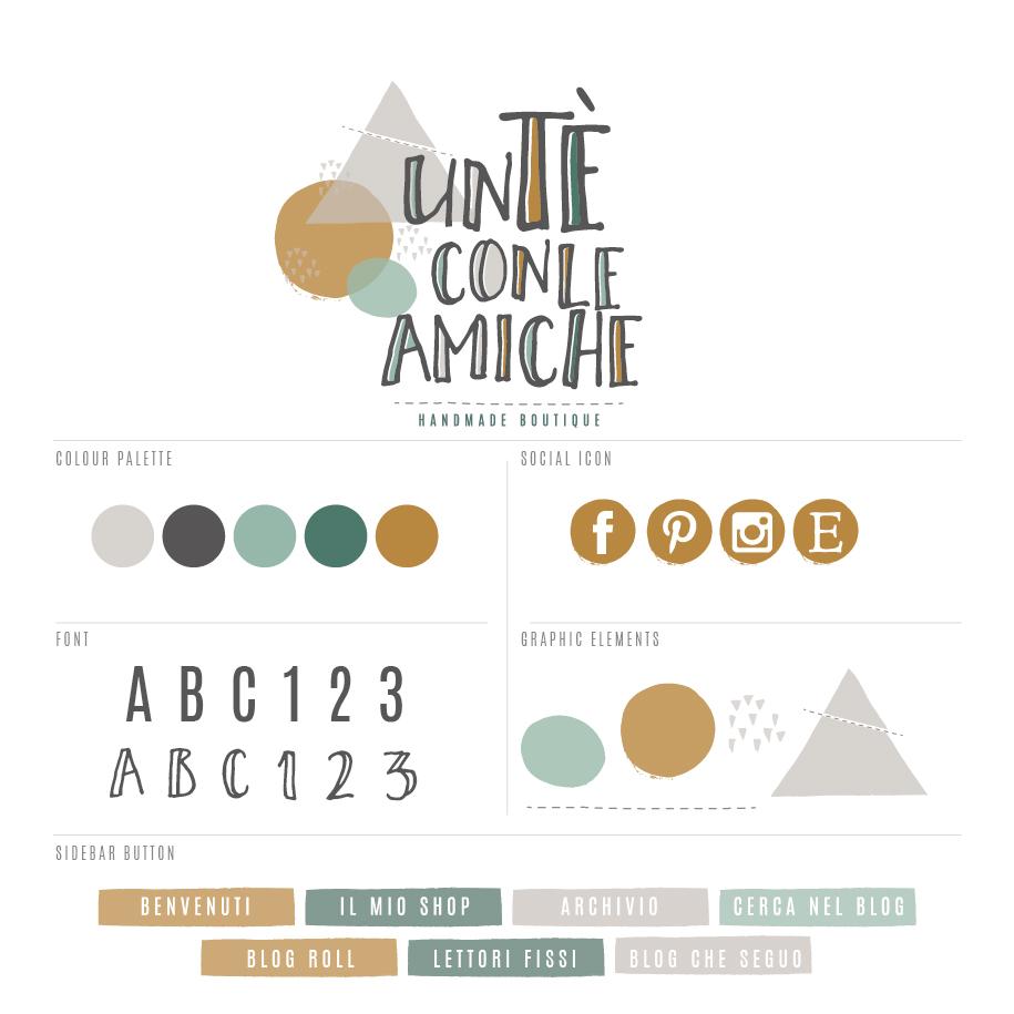 Logo e blog design un t con le amiche le petit rabbit - Tavola grafica per pc ...