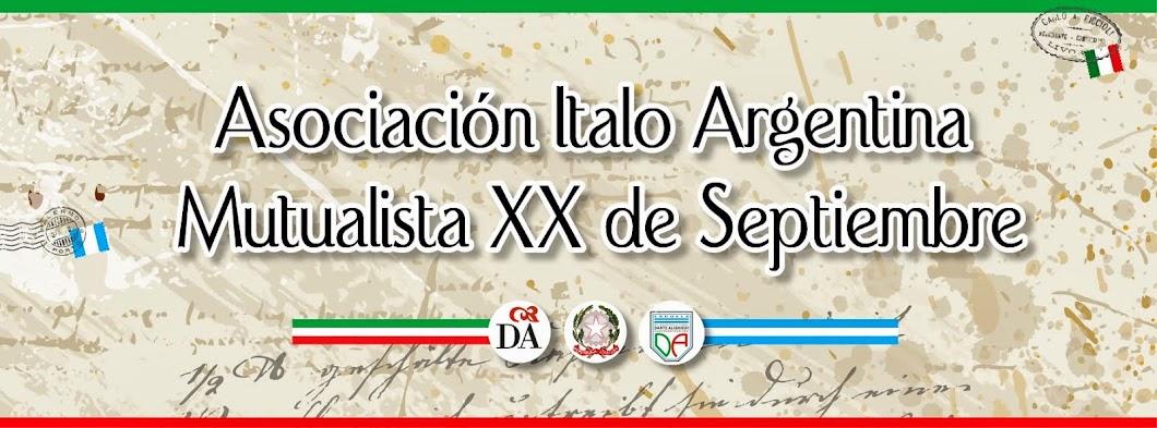 Sociedad Italiana de San Francisco - Córdoba
