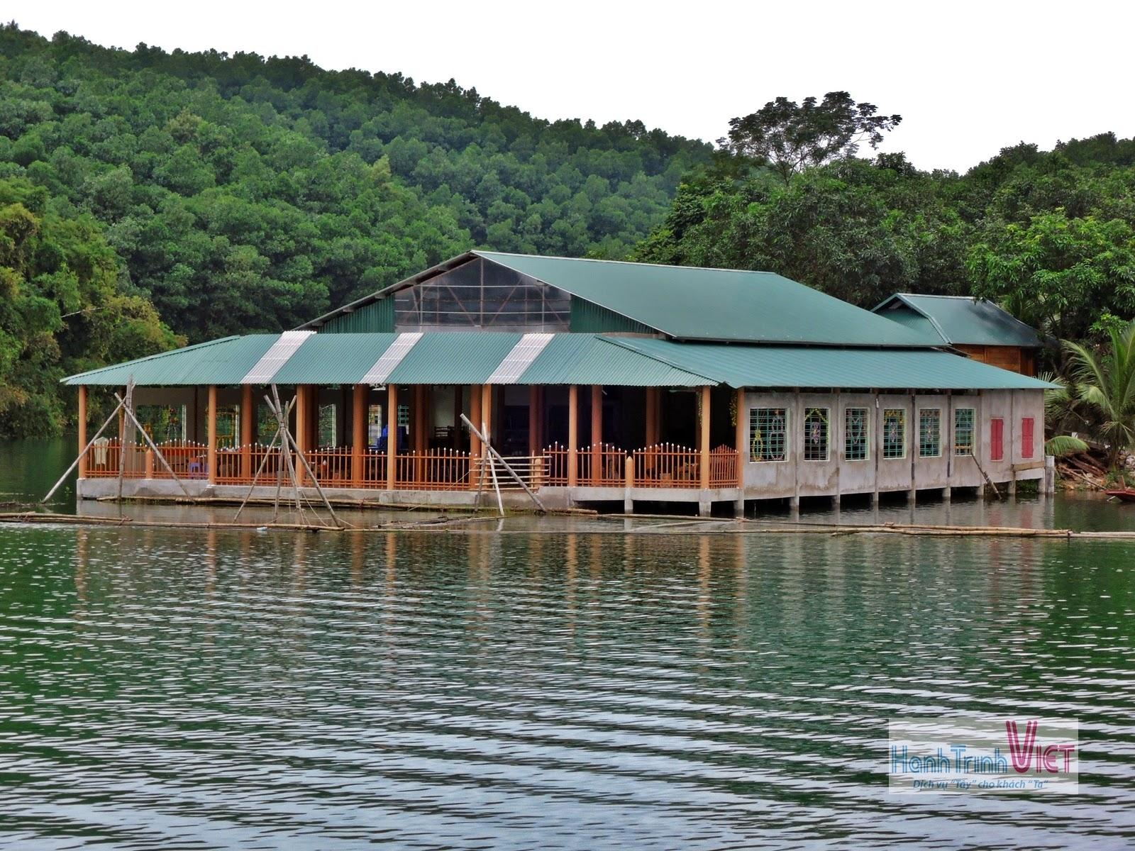 Du lịch đến Đảo Dừa trên Hồ Thung Nai, Hòa Bình