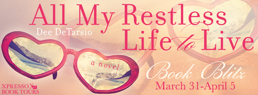 All My Restless Life to Live Blitz and Giveaway