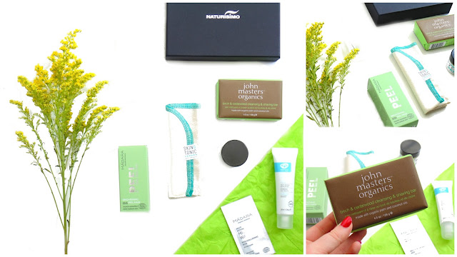 Naturisimo Cleanse and Polish Discovery Box