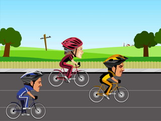Cycle Racers Game