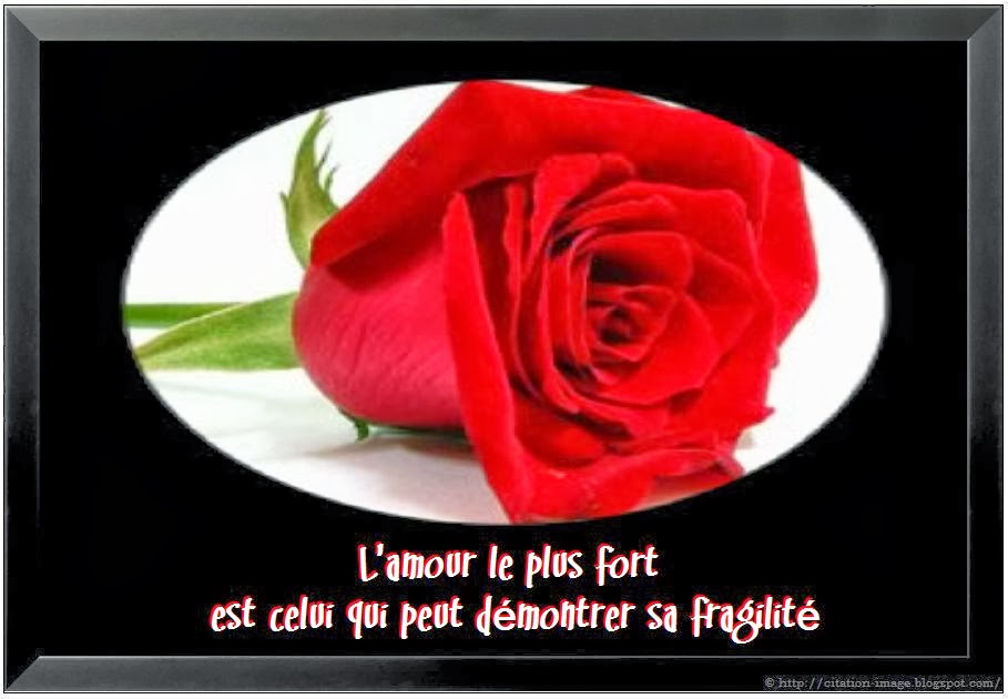 Citation facebook amour en image