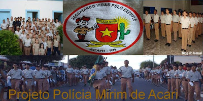 Projeto Polícia Mirim de Acari-RN