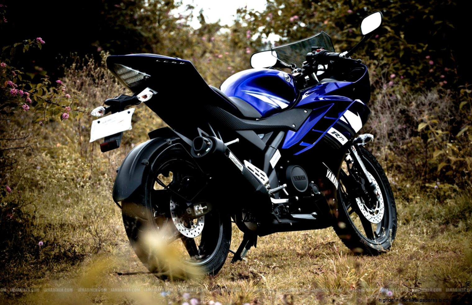 View Original Size Yamaha R15 Bike HD Wallpapers Free Desk Image Source From This