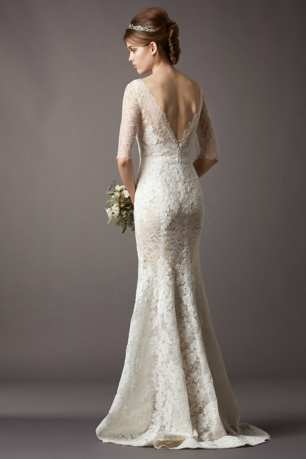 Link camp amazing wedding dress collection 2013 and 2014 34