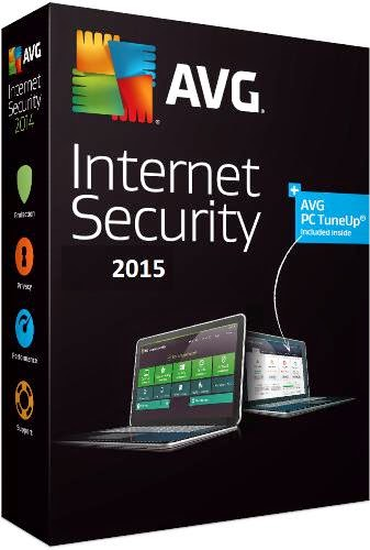 Download AVG Internet Security 2015 + Serial