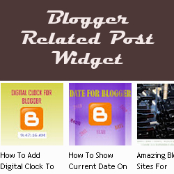 How To Add 'You Might Also Like Widget' For Blogger Posts?