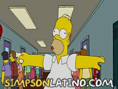 Los Simpson 20x18